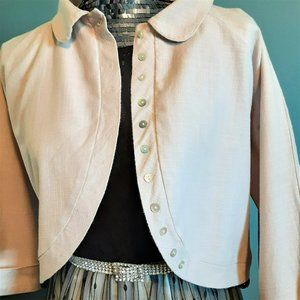 Cropped Jacket - April Cornell